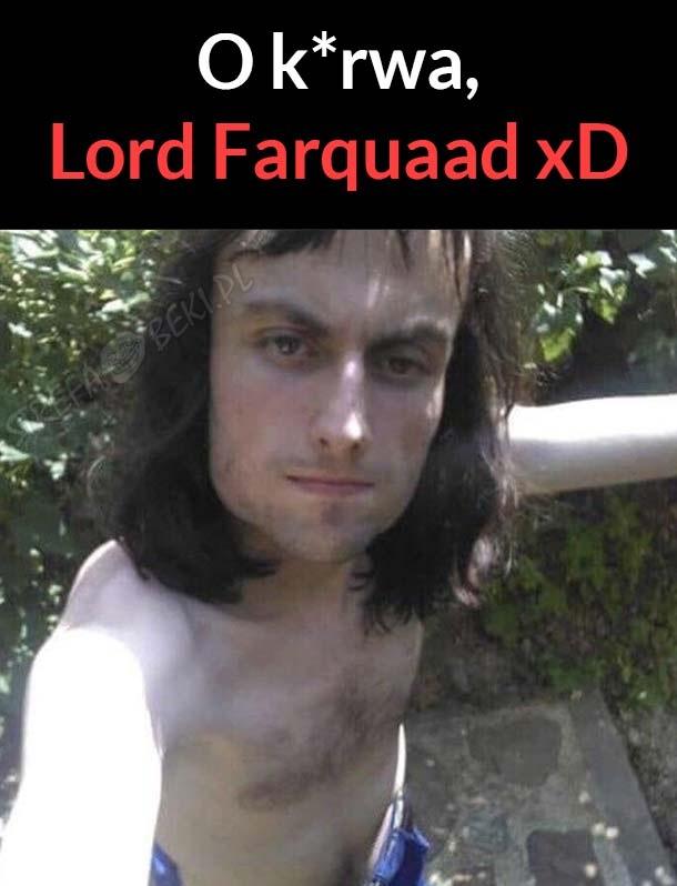 Lord Farquaad xD